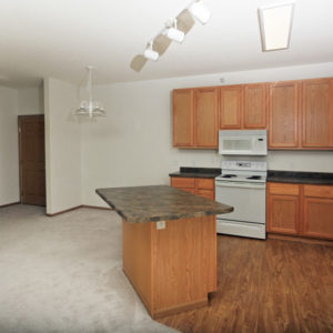 2 Bedroom 1 Bath Apartment | Regency Park South | Bemidji, MN